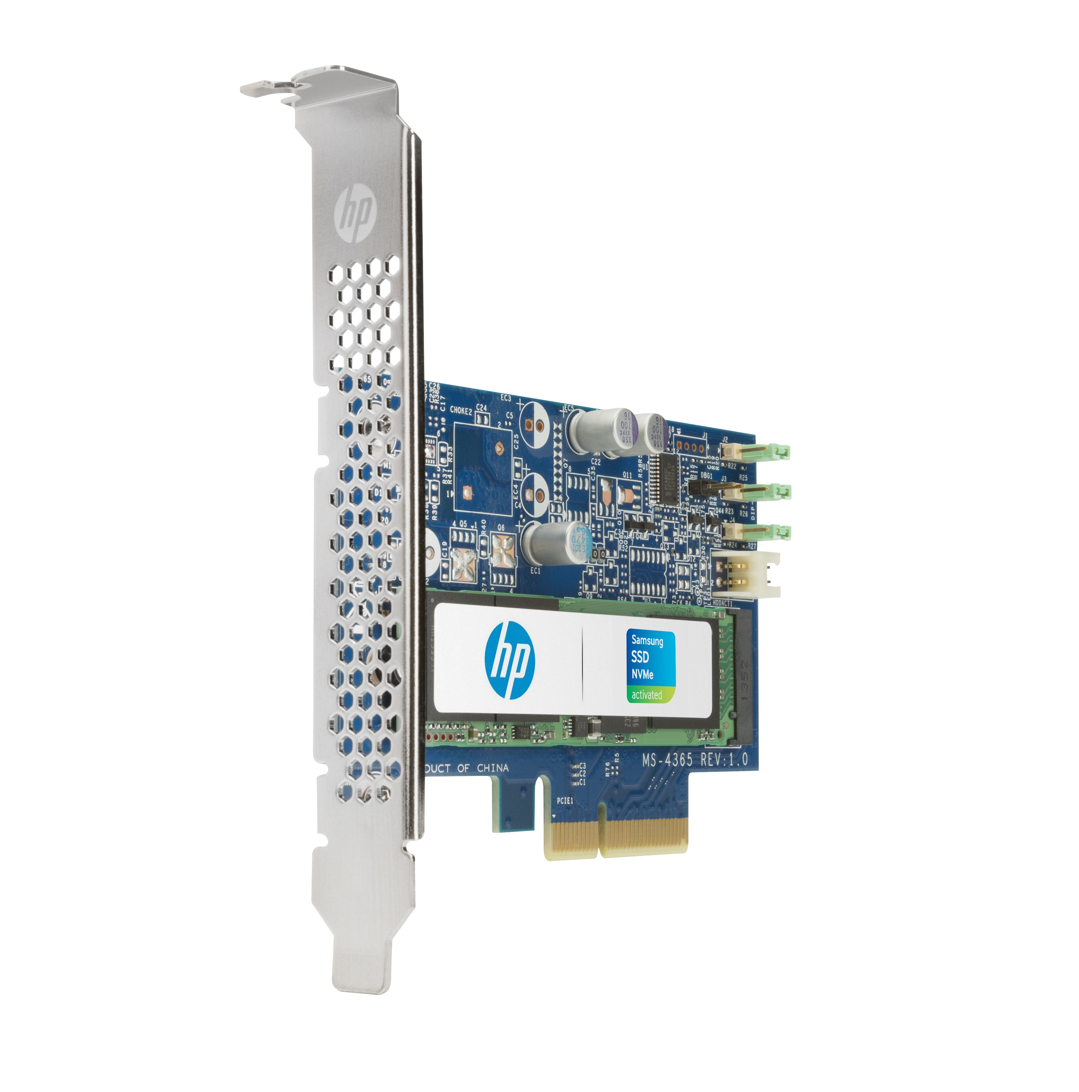 HP Turbo Drive G2 - Solid State Drive - 256 GB - intern - M.2 - PCI Express - for EliteDesk 705 G3, 800 G2; EliteOne 800 G2; ProDesk 490 G3, 600 G2; Workstation Z440, Z840 (T7W25AA)