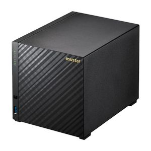 ASUSTOR AS1004T V2_ 4-Bay_ Marvell Dual-Core 1_6 GHz CPU_  512MB RAM_  4 camera licenses (AS1004T V2)