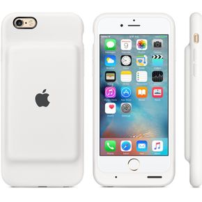 APPLE IPHONE 6S SMART BATTERY CASE WHITE (MGQM2ZM/A)