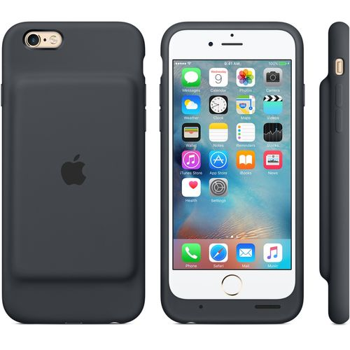 APPLE iPhone 6s Smart Battery Case CharcoalGRY (MGQL2ZM/A)