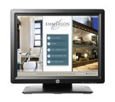 "HP L5015tm - LED-skärm - 15"" - open frame - pekskärm - 1024 x 768 - 250 cd/m² - 700:1 - 16 ms - VGA, USB - svart (M1F94AA)"