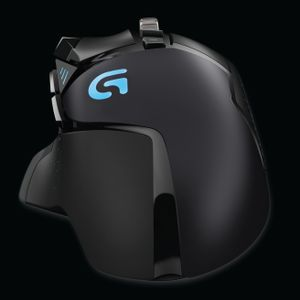 LOGITECH - G502 PROTEUS SPECTRUM RGB TUNABLE GAMING MOUSE - USB-EER2 IN
