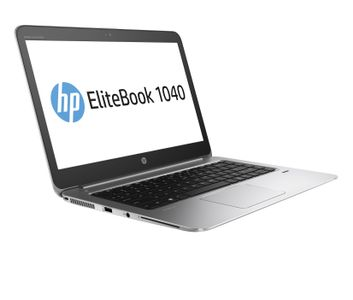 HP EliteBook 1040 G3 i5-6200U 14.0 FHD AG LED UWVA UMA 8GB DDR4 RAM 256GB SSD BT 6C Battery W10P64 3yw(DK) (1EN19EA#ABY)
