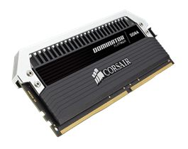 CORSAIR 64GB RAMKit 4x16GB DDR4 3200MHz (CMD64GX4M4C3200C16)