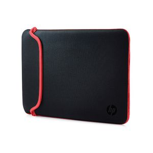 HP 15.6IN NOTEBOOK SLEEVE BLACK/RED ACCS (V5C30AA#ABB)