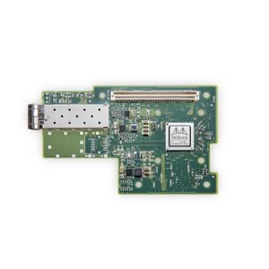 MELLANOX ConnectX®-4 Lx EN network interface card for OCP with Host Management,  25GbE single-port SFP28, PCIe3.0 x8, no bracket, ROHS R6 (MCX4411A-ACQN)