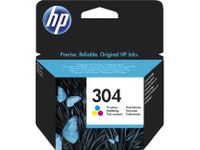 HP N9K05AE ink cartridge 3-colors No. 304 (N9K05AE)