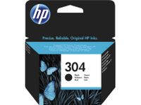 HP N9K06AE ink cartridge black No. 304 (N9K06AE)