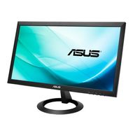 ASUS VX207TE 19.5IN TN LED 1366X768 200 CD/SQM 5MS VGA DVI-D         IN MNTR (90LM00Y3-B01370)