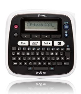 BROTHER P-TOUCH D200BWVP (PTD200BWZG1)