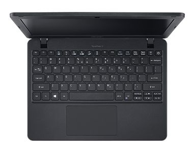 "ACER TravelMate B117 11.6"" HD Matt, Intel Celeron N3160 Quad Core, 4GB RAM, 64GB SSD, Windows 10 Pro (NX.VCHED.005)"