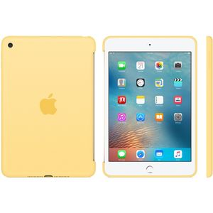 APPLE iPad mini 4 Silicone Case - Yellow (MM3Q2ZM/A)