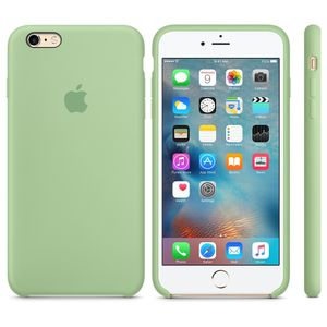 APPLE iPhone6s Plus Silikon Case (mint) (MM692ZM/A)