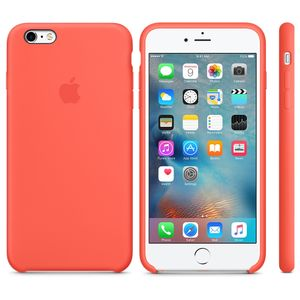 APPLE iPhone6s Plus Silikon Case (apricot) (MM6F2ZM/A)
