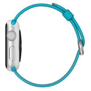 APPLE WATCH ACCS 38MM SCUBA BLUE NYLON BAND ACCS (MM9K2ZM/A)