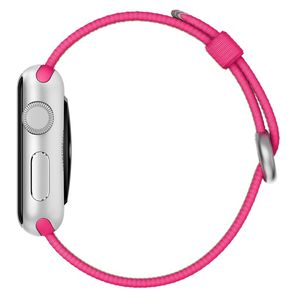 APPLE WATCH ACCS 38MM PINK NYLON BAND ACCS (MM9P2ZM/A)