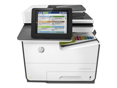 HP Page Wide Managed Color MFP E58650dn (L3U42A#B19)