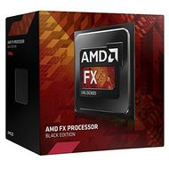 AMD FX-8350 Black Edition, Socket-AM3+ Prosessor,  8-Core, 4.0GHz, 16MB, 125W, 32nm, inkl. Wraith kjøler (FD8350FRHKHBX)
