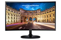 SAMSUNG C24F390FH LED 59.9CM 24IN VA 1920X1080 250CD CURVED BLK/SIL   IN MNTR (LC24F390FHUXEN)