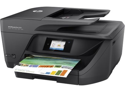HP OFFICEJET PRO 6960 AIO 18/10PM 600X1200 RETE/WIFI CY SCN FX     IN MFP (T0F32A#BHC)