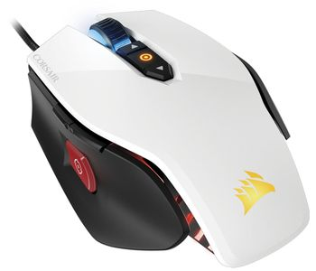CORSAIR Mouse USB Gaming M65 Pro RGB wh (CH-9300111-EU)