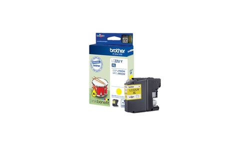 BROTHER Ink LC-22UY Yellow (LC-22UY)
