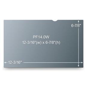 """3M Sekretessfilter 3M PF 14"""" Wide 16:9 (PF14.0W9)"""