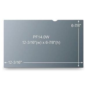 3M PRIVACY FILTER FOR 14IN WS LCD DISPLAYS 16:9 ASPECT RATIO (PF14.0W)