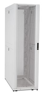 APC NetShelter SX 45U 600mm Wide x 1070mm Deep Enclosure with Sides White (AR3105W)
