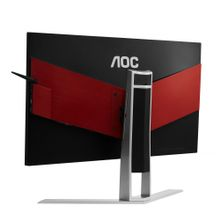 AOC Monitor AOC AGON AG241QX, panel IPS, 144Hz, HDMI/DP (AG241QX)