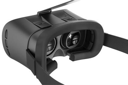 EDNET VIRTUAL REALITY GLASSES VR FOR SMARTPHONES 4.7IN-6.0IN BNCL (87000)