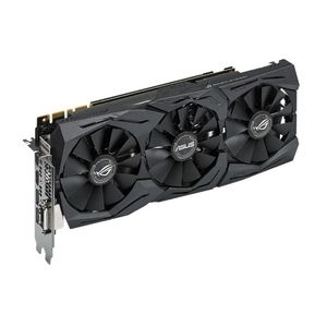ASUS GTX1070 8GB ROG Strix GeForce GDDR5 with Aura RGB Lighting & FanConnect (90YV09N2-M0NA00)