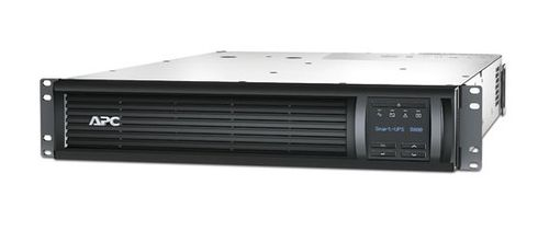 APC Smart-UPS 3000VA LCD RM 2U 230V with Network Card (SMT3000RMI2UNC)
