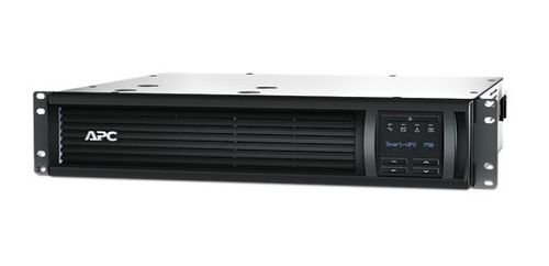 APC Smart-UPS 750VA LCD RM 2U 230V with Network Card (SMT750RMI2UNC)