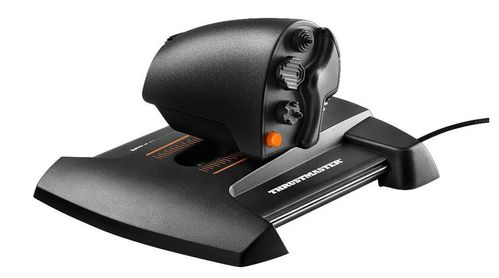 THRUSTMASTER TWCS THROTTLE .                                IN CNSL (2960754)