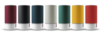 LIBRATONE Zipp (Graphite Grey) - Wireless-Lautsprecher (100 W, Multiroom,  SoundSpaces,  AirPlay, Blue (LH0032010EU2002)