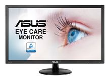 ASUS Monitor Asus VP247HA 23.6inch, panel VA, D-Sub/ HDMI,  speakers (VP247HA)