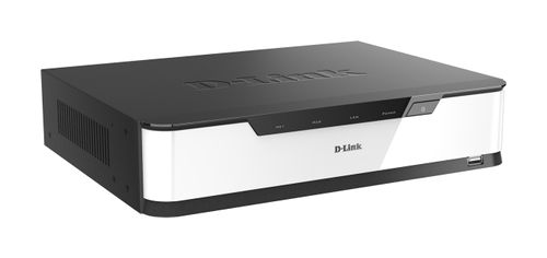 D-LINK JustConnect 16-Channel Multifunctional Network Video Recorder (DNR-2020-04P)