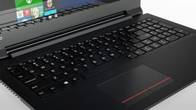 "Lenovo V110 15.6"" HD Matt Intel Celeron N3350, 4GB RAM, 128GB SSD, Intel HD Graphics 500, DVD-RW, Windows 10 Home (80TG00VWMX)"
