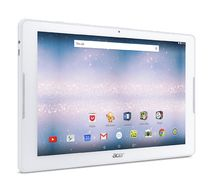 Acer Iconia One 10 B3-A30 Tablet Wi-Fi 16 GB HD IPS Android 6.0 weiss (NT.LCFEG.002)