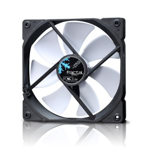 FRACTAL DESIGN 140mm Dynamic X2 GP-14 White (FD-FAN-DYN-X2-GP14-WT)