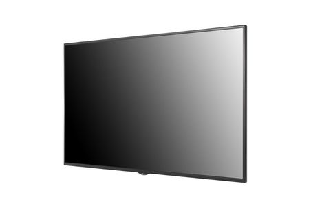 LG Signage Monitor 55inch UHD Edge LED 500cd/m2 IPS 24/7 WebOS / Slot-On / OPS-Kit / HTBaseT / Built in Wifi 3YSDR (55UH5C-B)