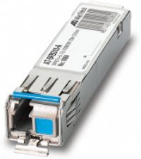 Allied Telesis SFP Pluggable Optical Module, 100BaseFX,  TX=1310nm,  Single-mode,  BiDi, LC connector (AT-SPFXBD-LC-13)