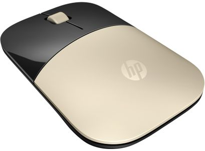 HP Z3700 Gold Wireless Mouse (X7Q43AA#ABB)