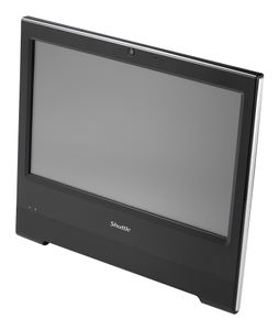 SHUTTLE X50V6 BLACK CELERON 3865U 65W 15.6 TOUCHSCR. GLN WLAN HDMI     IN BARE (X50V6 BLACK)