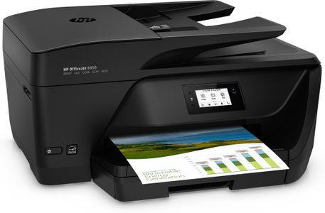 HP OfficeJet 6950 e-All-in-One Printer (P4C85A#BHC)