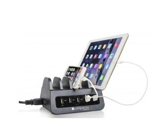 COMPULOCKS 5 Port USB Charging Dock (5PUSBDKS)