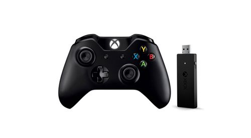 MICROSOFT MS XboxCntrllr Wireless for PC (CWT-00002)