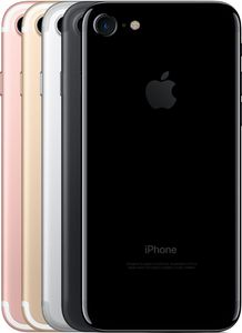 APPLE K/iPhone 7 128GB Jet Black (MN962QN/A-DEP)
