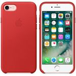 APPLE iPhone7 Leder Case (rot) (MMY62ZM/A)